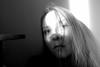 persona (Eli Modje) Tags: bw portrait lips blackandwhite face girl eye hair shadow light mystery black persona melancholy