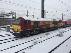 67021 at Wembley (Karel1999 Over Two Million views ,many thanks) Tags: wembley depot railroad railways trains locomotives zug vlak