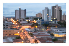 [ Lights of a dawn ] (Marcos Jerlich) Tags: dawn sunrise city downtown cityscape light sky cloud ciel architecture buildings urban contrast colorful blur bokeh january flickr 7dwf sorocaba brasil américadosul canon canont5i canon700d efs1855mm marcosjerlich