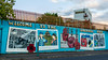 UK - Northern Ireland - Belfast - Shankill Road - Unionist Mural (Marcial Bernabeu) Tags: marcial bernabeu bernabéu unitedkingdom uk greatbritain northern ireland irish northernireland belfast road shankill loyalist unionist mural wall art street painting blue granbretaña reinounido norte irlanda irlandesa unionista arte calle graffiti
