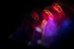 wrestler (davidhangell) Tags: slow slowshutter color saturated nikond5300 nikon d5300 dslr glow luminous bright contrast tv motion blur night nikkor kitlens lens longexposure bulb