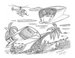 Garden Grove (rod1691) Tags: myart art sketchbook bw scifi grey concept custom car retro space hotrod drawing pencil h2 hb original story fantasy funny tale automotive illistration greyscale moonpies sketch sexy gardengrove