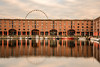 Liverpool - England (constanza castex) Tags: city ciudad liverpool england inglaterra agua water reflejo reflection boat bote edificio building