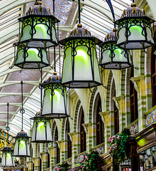 Lamps Norwich Arcade (jeffcoleman372) Tags: light lamps arcade architecture