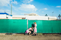 Munich, Germany. 2017 (Davide Albani) Tags: street streetphotography streetcolor streets munich germany oktoberfest eyegobananas ricoh gr unposed people candid