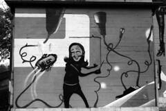 Leuna Bunker FfM Höchst (Thorsten Fleige) Tags: monochrom schwarzweiss analog frankfurtammain nikonf4 berggerpancro400 spurufp bw blackandwhite mono