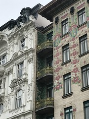 Beautiful Buildings in Vienna, Austria (hannahdawkins) Tags: vienna austria building walks art beautiful travel holiday vacation christmas 2017 iphone life