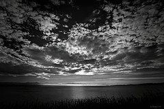 Clouds (CanMan90) Tags: clouds ocean juandefucastraits dallasrd victoria britishcolumbia january 2018 winter silhouette cans2s canon rebelt3i wideangle efs1018mmf4556isstm blackwhite