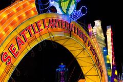 Seattle Lantern Light Festival (Jonathan Miske) Tags: canon canon6d canoneos6d night pacificnorthwest puyallup puyallupfairgrounds seattlelanternlightfestival sigma50mmf14dgex sign usa unitedstates washington washingtonstate seattle lantern chinese light festival chineselantern dark