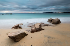 Playa de la Lanzada (jojesari) Tags: ar1715g playadalanzada sanxenxo ogrove pontevedra galicia jojesari suso marina