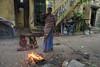 Gypsy community, Pondicherry (Stuart-Cohen) Tags: pondicherry india gypsy gypsies slum samugamtrust children girls poverty
