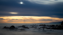 Wuthering Heights (FButzi) Tags: genova genoa liguria italia italy cime tempestose vernazzola sea waves water rocks sky clouds sun long exposure kate bush song background