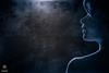 Internet_Ninon-2 (Au Fil Des Caprices (photographer & model)) Tags: clair obscur femme brune ombres lumière silhouette