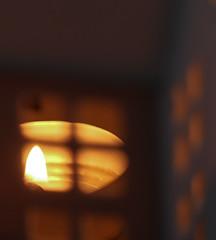 Flame (haberlea) Tags: home flame fire candle macromondays macro decoration athome