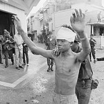 Vietcong Captured During Second Offensive in Saigon thumbnail