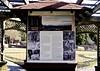 Olmsted's Vision (Melinda Stuart) Tags: garden botanical nc biltmore olmsted exhibit label history story lattice walled sunshine asheville