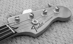 Fender Precision Bass (Alan Pope) Tags: fender bassguitar precisionbass music musicalinstrument