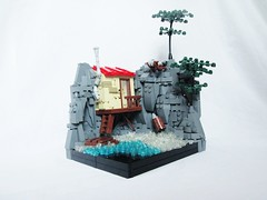 TT R2: When the Tide Comes (SoccerSocks) Tags: medieval lego beach