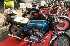_8188 (Yazed RD350 Lord) Tags: vintage rally feb2018 mumbai horniman circle bike bikes
