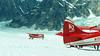 Ruth Glacier, Denali Alaska (PDX Bailey) Tags: mountain alaska denali glacier ice flow snow white red aviation plane airplane aircraft