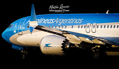 LV-GVD (J. Martin Romero) Tags: boeing 7378 max lvgvd spotting spotter aviation aviacion airplane plane aircraft avion photo photography foto fotografia pic picture frame cuadro nikon avión cielo nubes aeronavea b737 b38m b7378max 737 38m 7378max ar arg aerolineas argentinas skyteam aeroparque aeropuerto internacional jorge newbery buenos aires argentina sabe aep