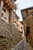 CFR4076 Calles de Albarracín (Carlos F1) Tags: nikon d300 hdr calle street albarracin muro fence pieda rock stone medieval antiguo estrecho narrow city ciudad pueblo albarracín village town architecture arquitectura old path worldheritage unesco viejo camino