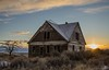 No One To Shelter (Chris Lakoduk) Tags: abandoned abandonedhouse abandonedhome homestead decay derelict condemned sunset