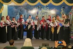 63. Фестиваль колядок в актовом зале 12.01.2018