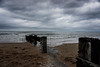DSC00207 (OUIOUI49) Tags: mer cabourg nuage barriere