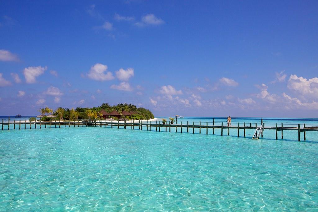 Komandoo Island Jetty