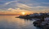 Sunset in Nerja, Spain (MarianoJT88) Tags: sunset dusk sea mediterranean nerja málaga spain travel sony