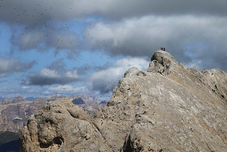 The Alpine Cloughs join you on your way to the top