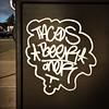 TACOS BEER (Chris Blakeley) Tags: seattle hipstamatic tag graffiti streetart tacos beer