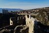 Château de Trsat et alentours (8pl) Tags: colline château trsat rijeka ruines immeubles ville route viaduc ruine ruinemoyenâgeuse murs croatie tourisme maisons