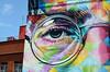 John Lennon (albtormar1) Tags: festival urbanart multicolor travel bristol urbanity graffiti lowcostarchitecture upfest