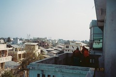 (homesickATLien) Tags: 35mm film art kodak expired mjuiii olympus backpacking backpacker asia travel analog myanmar burmese burma mandalay monastery buddhism monk freedom