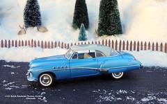 1949 Buick Roadmster Riviera Hardtop (JCarnutz) Tags: 124scale diecast franklinmint 1949 buick roadmaster riviera