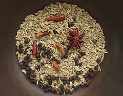Spices for Chicken Brine (FotoosVanRobin) Tags: specerijen venkel steranijs peper chili fennel spices