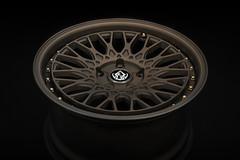 VRC110 | Matte Chrome Bronze