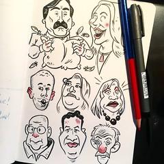 sketch night (Question Josh? - SB/DSK) Tags: sketch doodle drawing cartoons drawn sketchbook