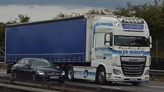 GB - Jon Waddoups DAF XF 106 SSC (BonsaiTruck) Tags: jon waddoups daf lkw lastwagen lastzug truck trucks lorry lorries camion camionhos