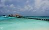 Kani (kweong™) Tags: eos400d kani maldives sea water brigde sky
