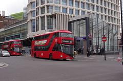 IMGP7530 (Steve Guess) Tags: london bus bloomsbury england gb uk centrepoint newbusforlondon newroutemaster borismaster borisbus wright wrightbus united ratp