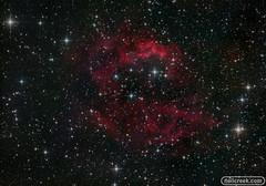 Lower's Nebula (neilcreek) Tags: nebula astronomy cosmos galaxy astrophotography space stars universe milkyway nightscaper nightscape nightsky milkywaychasers starrynight astrophoto milkywaygalaxy universetoday longexposure nightphotography science nightshooters stargazing nightpics lowers sh2261