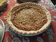 Pecan Pie (TagDragon) Tags: food thanksgiving pie pecanpie dessert 2017
