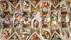 Rome - Vatican - Sistine Chapel (Walter Horstmann-Cholibois) Tags: rom roma rome vaticani vatican vaticano vatikan vatikanische kapelle michelangelo deckengemälde sixtinische cappella sistina sistine chapel