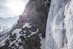 (Pekdeche) Tags: refugio willyjervis italie escalade glace cab belgique clubalpin