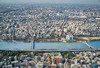 High Above Tokyo (Stuck in Customs) Tags: japan tokyo skytree treyratcliff stuckincustoms stuckincustomscom aurorahdr hdrtutorial hdr hdrphotography hdrphoto cityscape city water building sony a7rii a7r2 80stays