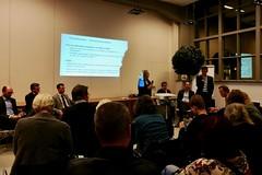 Leiden 2018 – Political meeting (Michiel2005) Tags: leiden noordvestmolenbuurt bijeenkomst nieuweenergie nederland netherlands holland