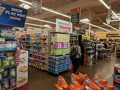 February 24: The Supermarket (earthdog) Tags: 2018 safeway shopping store grocerystore sanjose googlepixel androidapp pixel moblog cameraphone project365 3652018 market